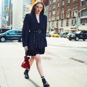 低至2.4折+额外8折最后一天:精选男女服饰鞋履热卖 收小众品牌连衣裙 休闲鞋