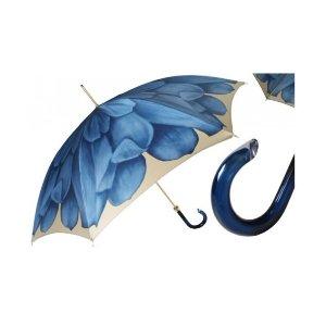 Pasotti蓝色花瓣雨伞