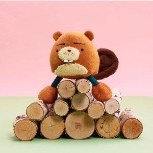 BARKSHOPBeaver Dog Toy - Stuffed & Squeaky Plush Beaver Tug Toys for Dogs – BarkShop