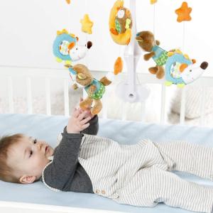 低至4.2折 婴儿床音乐悬挂€17Fehn 宝宝玩乐合集 收安抚玩具、爬垫、座椅、围栏床等