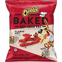 Cheetos 辣味低脂玉米条, 40包