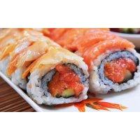 纽约Kikoo Sushi 两小时无限量寿司生鱼片晚餐/1人