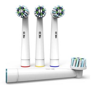 闪购 $16.14(原价$34.87)Oral B 电动牙刷替换刷头12个装