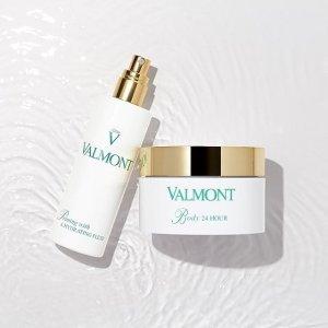 幸福面膜相当于美国定价6.8折独家:Valmont 护肤热卖 注氧面霜$176 生命之泉$86