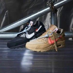 新品到货Nike FOG、OW等联名合作款球鞋 、LBJ新款篮球鞋上架