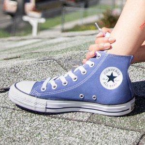 低至2折 收欧阳娜娜同款匡威 经典帆布鞋热卖 人脚一双的百搭鞋