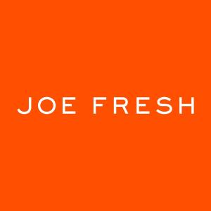 低至5折+额外75折 $9收打底衫Joe Fresh 美式休闲服饰特卖 简约舒适百穿不厌