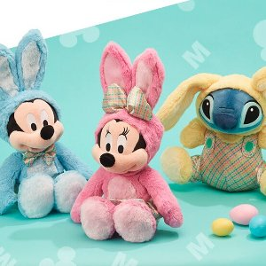 4 Hour Flash SaleEaster Plush @ shopDisney