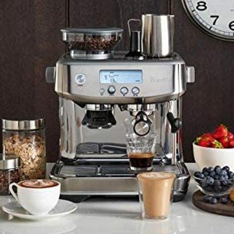 $799.95Breville BES878BSS Barista Pro Espresso Maker