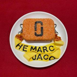 私密8折+可直邮中澳Marc Jacobs 相机包热卖 颜色全 肉桂粉、大象灰等新色速收