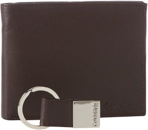 $23.98(Org.$45.00)Calvin Klein Men's Leather Wallet @ Amazon.com