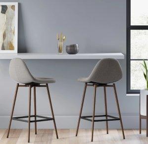 买1件第2件半价多款经典设计师类似款餐椅、吧台高椅热卖