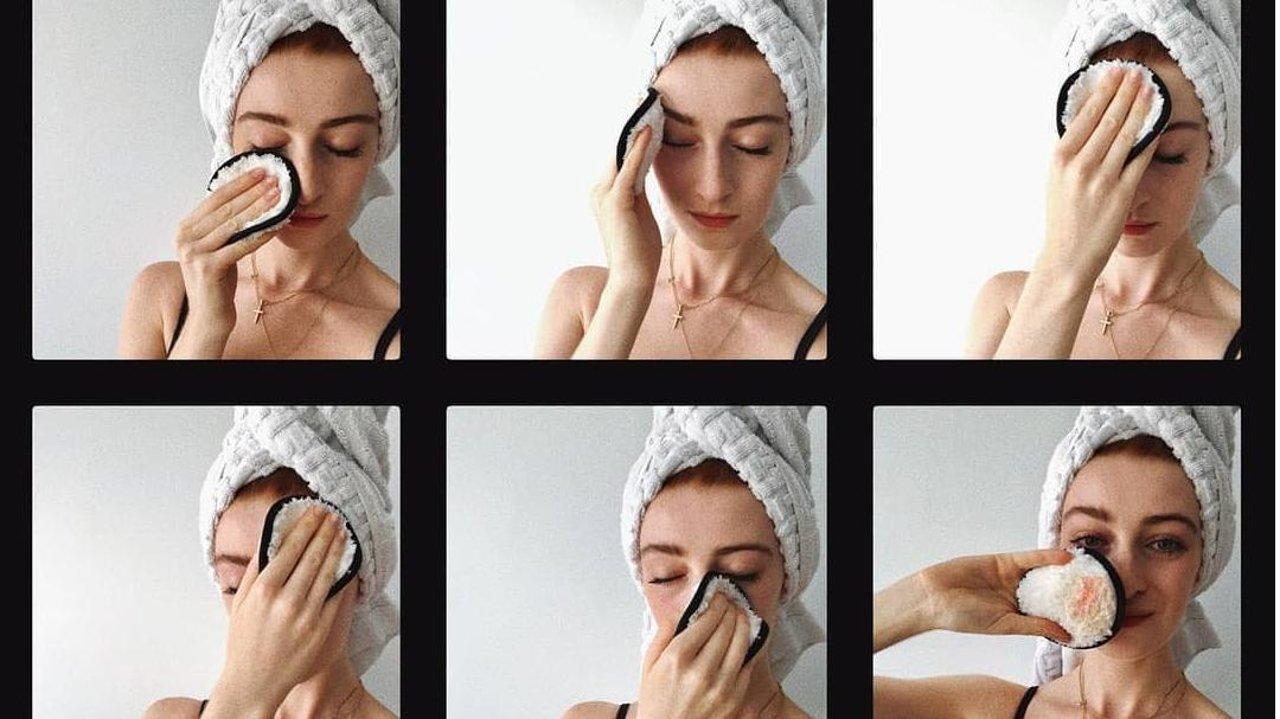 懒人卸妆神器FACE  HALO实测 | FACE  HALO卸妆海绵真的沾清水即可卸妆吗?