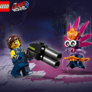 Free Rex's Plantimal AmbushWith THE LEGO® MOVIE 2™ $40+ Purchase @ LEGO Brand Retail