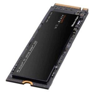 WD 2TB Black SN750 NVMe M.2 Internal SSD