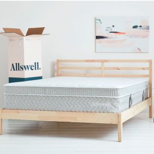 15% OffDealmoon Exclusive: Allswell Home The Supreme Mattress on Sale
