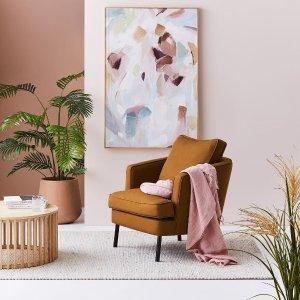 无门槛7折 精致咖啡桌$175入Adairs澳洲 桌椅/书架/柜子等家具限时特卖 羊毛地毯$144