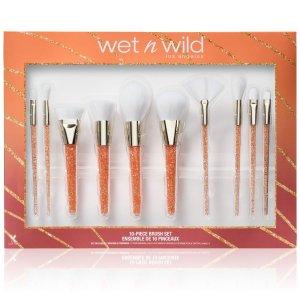 Wet n Wild10件套刷子套装