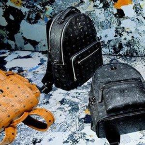 满额7.5折 新斜挎包$388MCM 时尚美包热促 双肩包、托特手袋、链条包