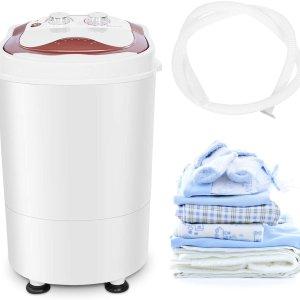 £30起收Amazon 精选迷你洗衣机 学生公寓党也能拥有专属洗衣机