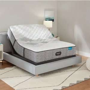 Simmons BeautyrestQueen Simmons Beautyrest Harmony Lux HLC-1000 Extra Firm 13.5 Inch Mattress