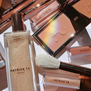 10% Off $75Dealmoon Exclusive: Patrick Ta Beauty Products Sale
