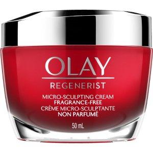 Olay敏感肌也能放心用~大红瓶面霜无香版50ml