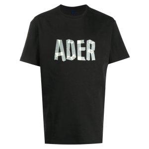 Ader Errorlogo胶带T恤