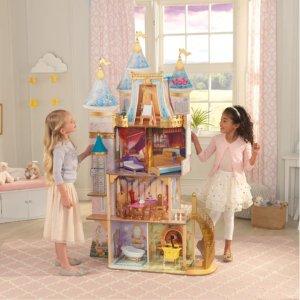 额外7.5折KidKraft 大型娃娃屋、过家家玩具促销