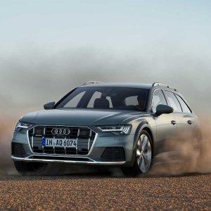 但是卡在了加拿大男人的浪漫 2020 Audi A6 Allroad 即将落地北美