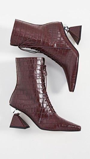 Yuul Yie Gloria Glam 高跟靴 | SHOPBOP 使用折扣码MORE19立享75折