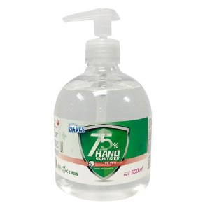 $9.99CLEACE FDA & CE Approved 75% Alcohol Sanitizer 500ml
