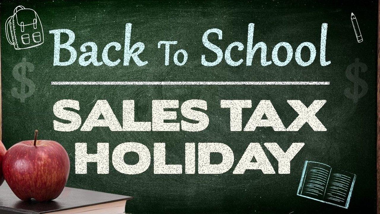 2021美国各州免税日时间表,Sales Tax Holidays 返校购物好时机