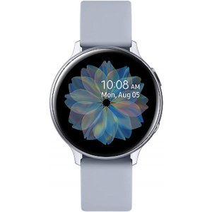 蓝色 44mmSamsung Galaxy Watch Active2智能手表