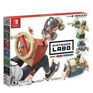 $58.99 (原价$89.99)Nintendo Switch Labo 载具套装