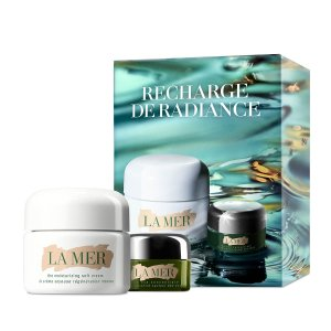 $175La Mer The Radiance Recharge Collection