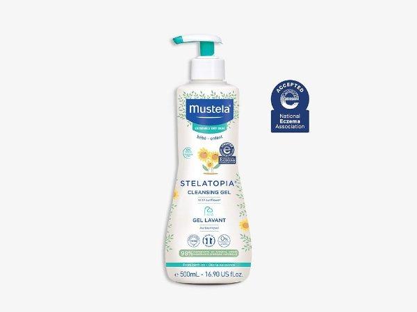清洁啫喱 湿疹可用