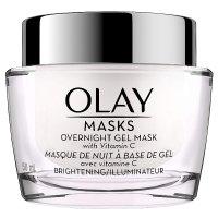 OLAY 维C透明质酸亮白面部保湿睡眠面膜热卖
