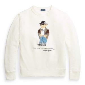 Ralph Lauren小熊卫衣