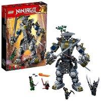 Lego NINJAGO 幻影忍者系列奥尼泰坦Oni Titan 70658 (522块)