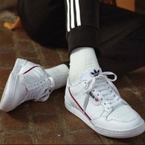 低至6折 封面C80小白鞋仅$45FinishLine官网 特价区运动服饰、鞋履上新啦 Fila老爹鞋$40