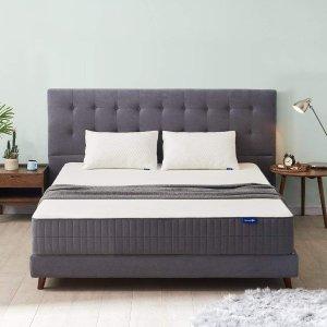 低至5.9折限今天:Amazon 精选 Sweetnight 记忆棉床垫 枕头热卖
