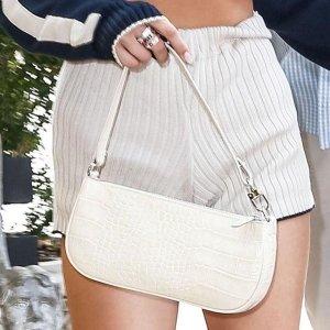 2折起+额外7折 或星标8.5折By far 美包、美鞋新年热促 Rachel腋下包好价补货