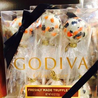 请问,有不太甜的Godiva巧克力推荐吗?