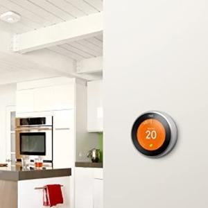 低至7.8折 £179起Google Nest Thermostat 3代温控器 智能家居热卖中