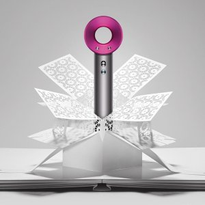 下单即送$50 Myer电子现金券闪购:Dyson 智能温控负离子吹风机