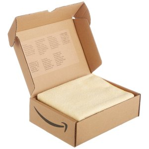 $4.79AmazonBasics Thick Microfiber Cleaning Cloths