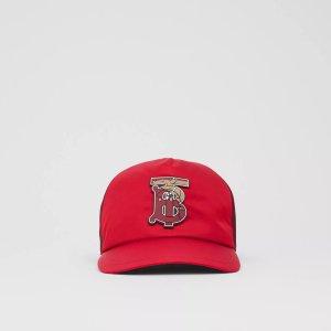 Burberry鼠年新款TB棒球帽