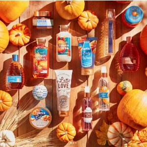 20% OffSitewides @ Bath & Body Works