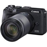 Canon EOS M6 Mark II + 18-150mm 镜头 + EVF-DC2 取景器